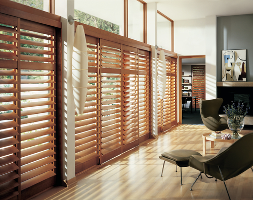 Home anderson custom window coverings inc for Alternative to plantation shutters